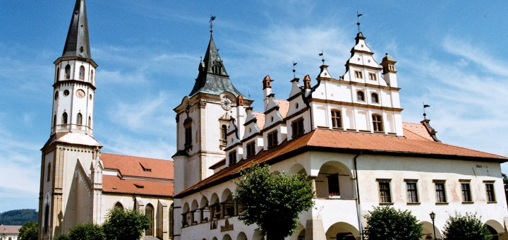 levoca slovakia unesco sightseeing visit guided tour guide trip what to do accomodation car rental