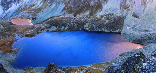 high tatras lakes